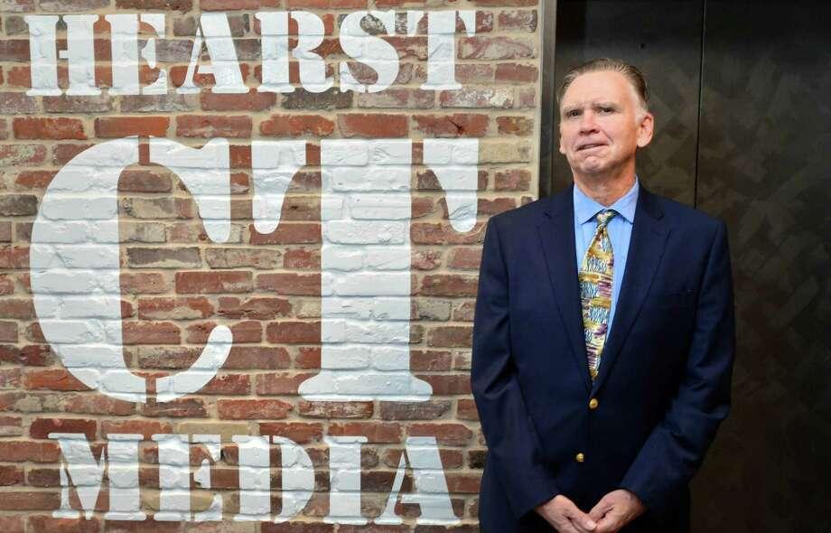 Ken Dixon, political editor and columnist for Hearst Connecticut Media Photo: Alex Von Kleydorff / Hearst Connecticut Media / Norwalk Hour