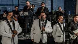 Eddie & the Valiants re-create the Chicano soul sound popular in San Antonio in the 1960s.