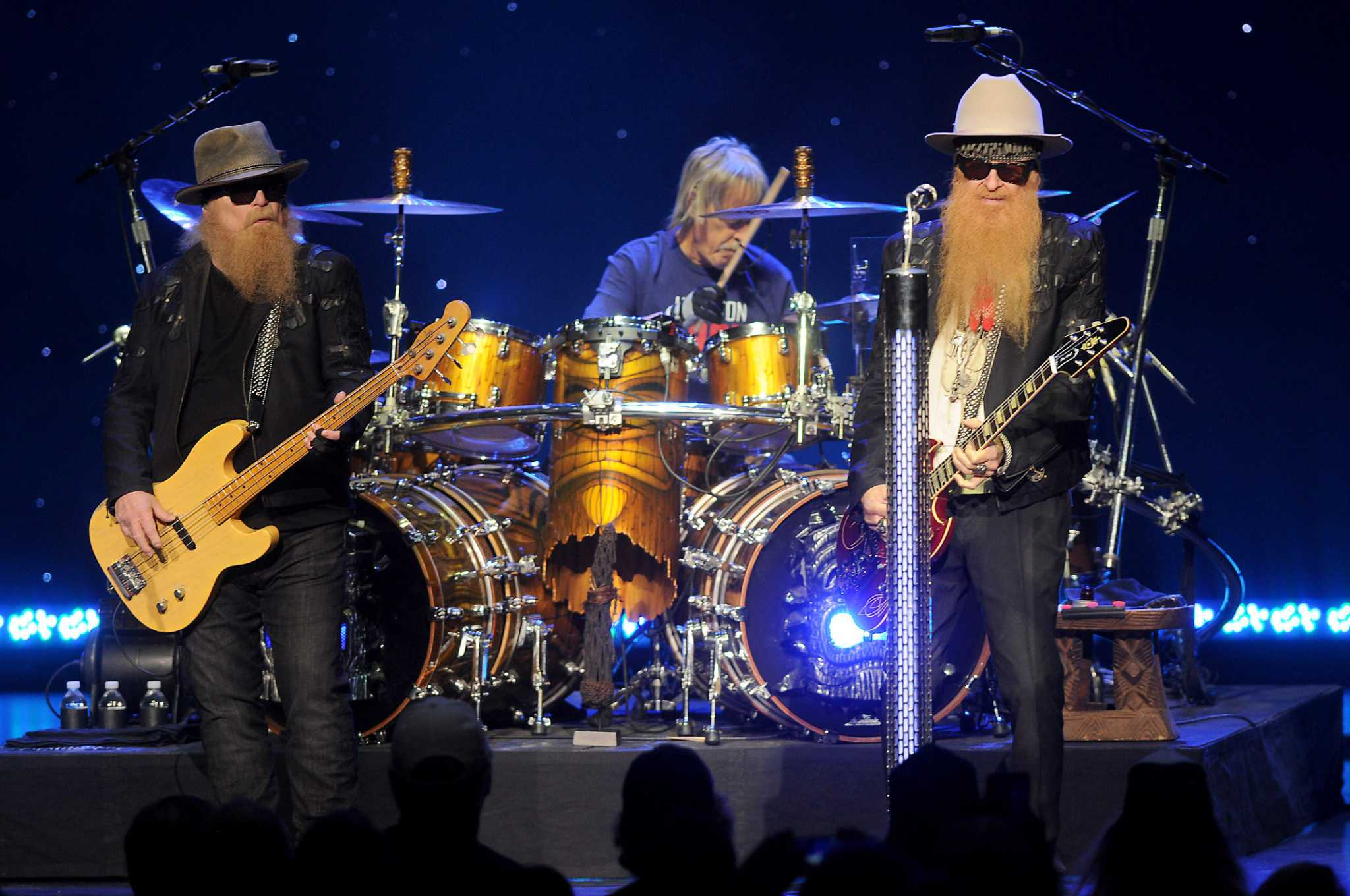 Weird for beards: Celebrating 50 years of ZZ Top