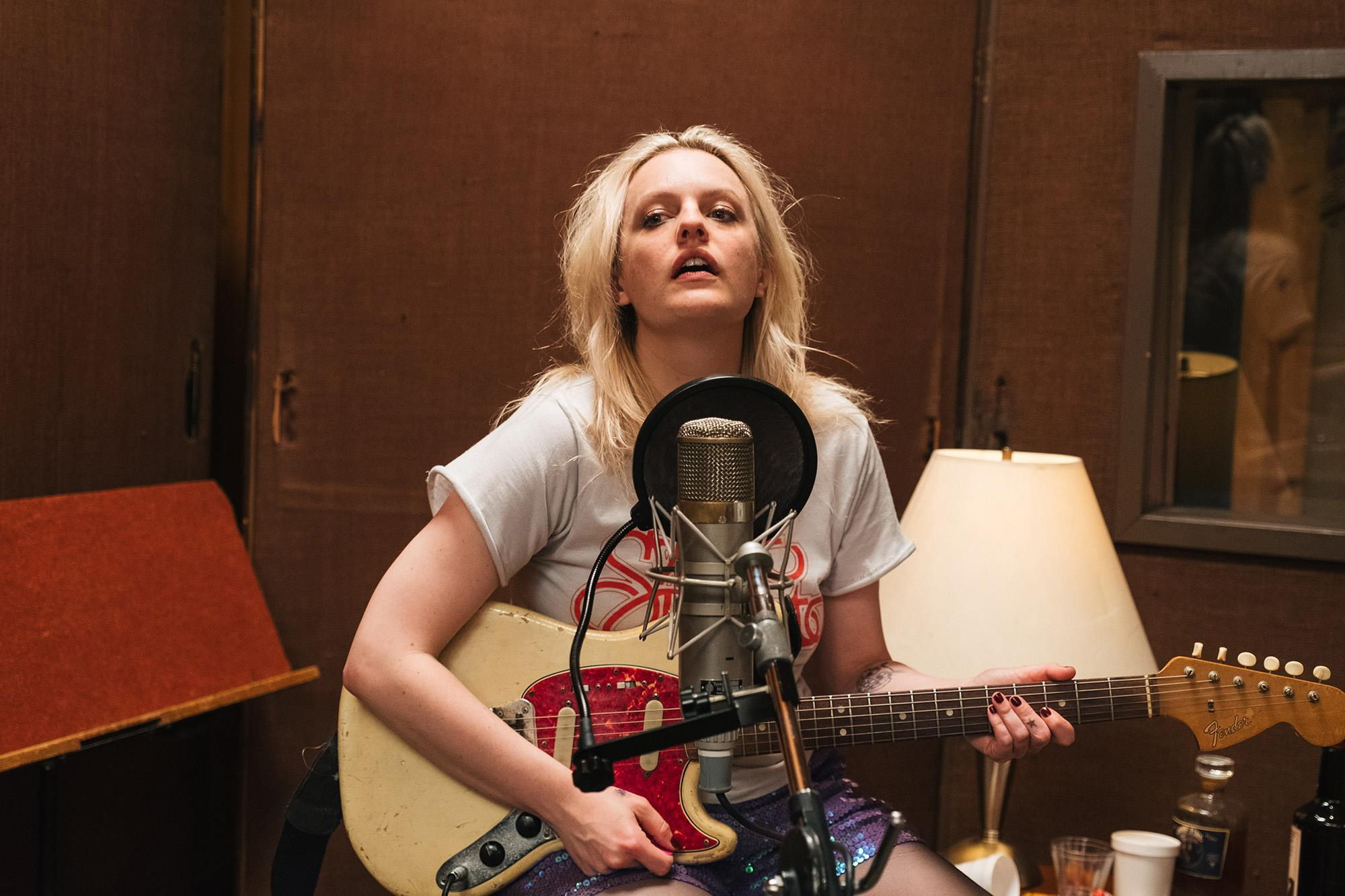 'Her Smell' showcases an astonishing performance from Elisabeth Moss