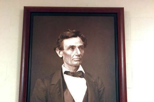 President Abraham Lincoln lived at what's now the New Salem State Historic Site between 1831 and 1837.