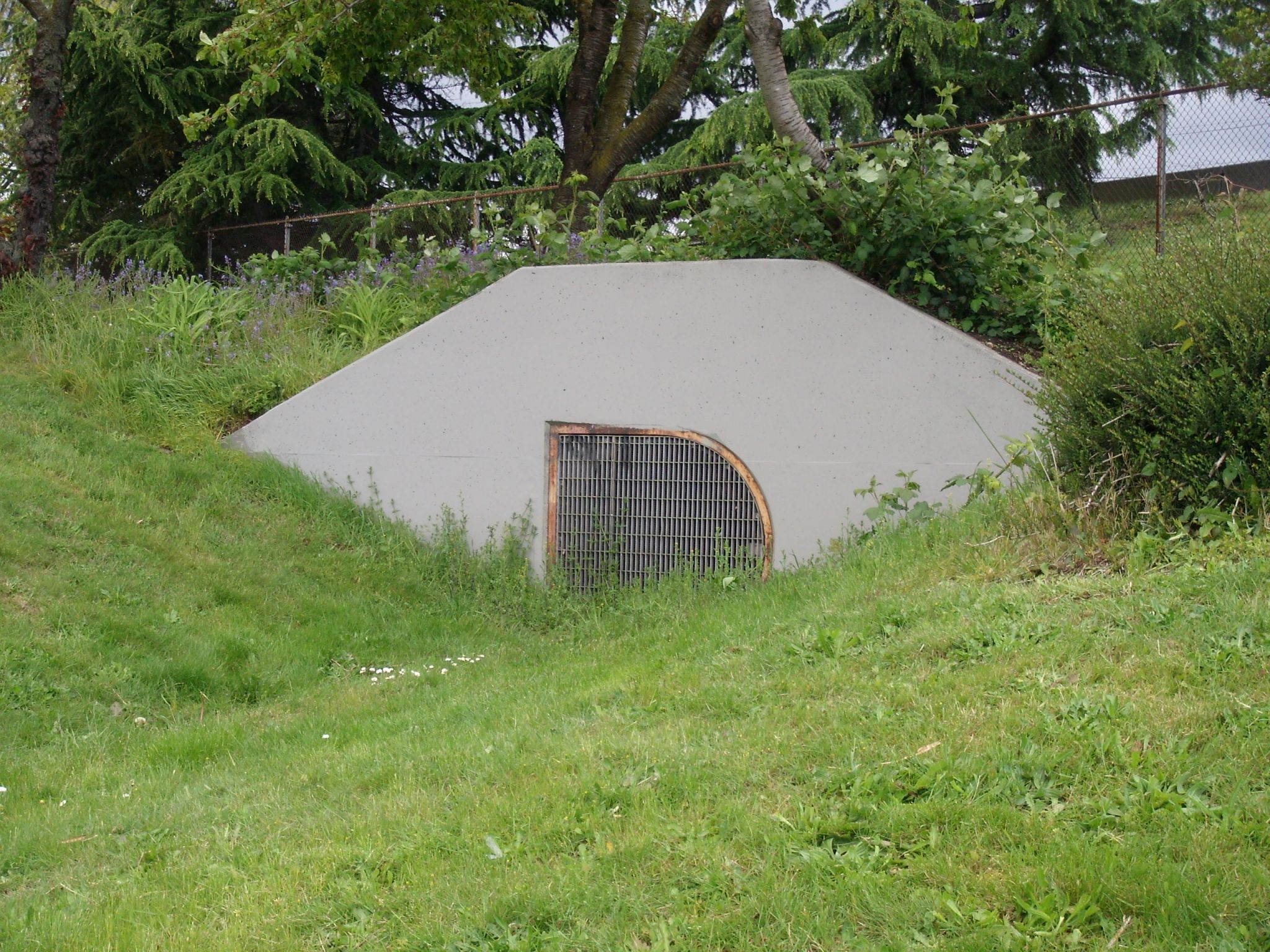 Today in history: Seattle began constructing the only U.S. fallout shelter tucked in an interstate