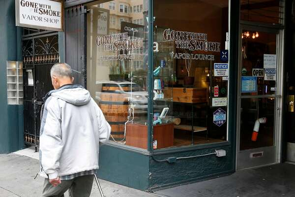 SF's proposed e-cigs ban would snuff out local business, store