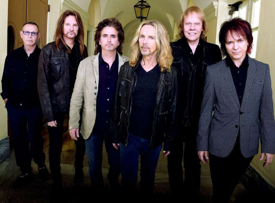 Progressive rockers Styx play at Stamford's Palace Theatre May 23. Photo: Styx / Contributed Photo