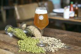 Southerleigh Fine Foods & Brewery will release Texas Born and Bred, pale ale style beer that's the first beer from the brewery made with 100 percent Texas-sourced ingredients, on Saturday.
