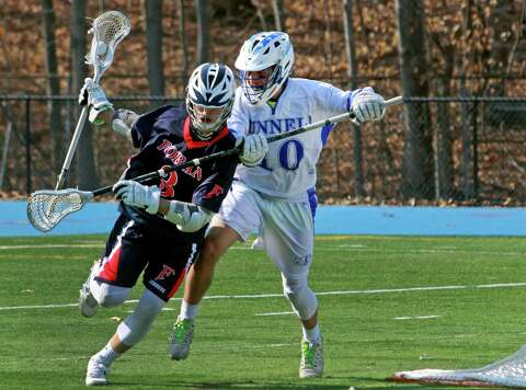 the latest 4fc1c 4e808  p Foran s Ethan McVoy moves towards the goal from behind as Bunnell s  Beyer Dylan