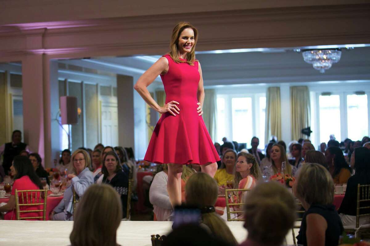 Kaitlin Monte during Star of Hope's annual fashion show and luncheon on Friday, May 10, 2019.