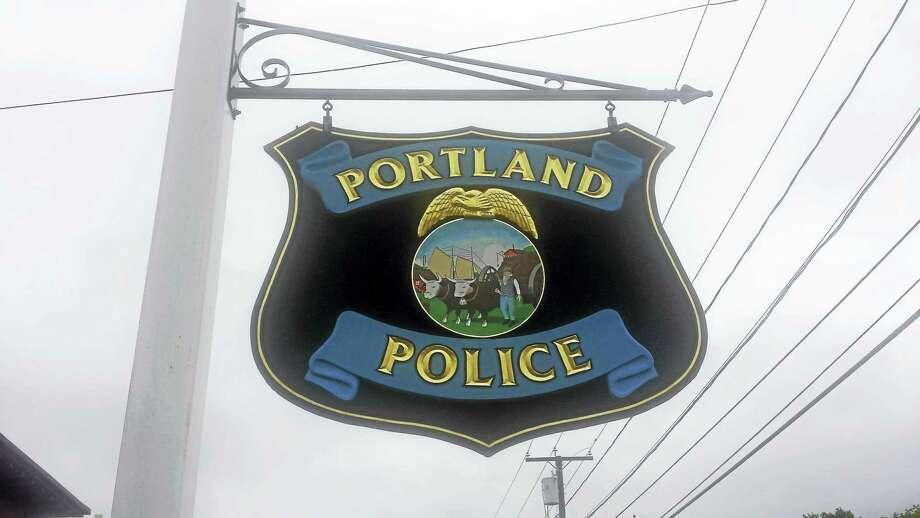Portland Police Department Photo: Cassandra Day / Hearst Connecticut Media File Photo