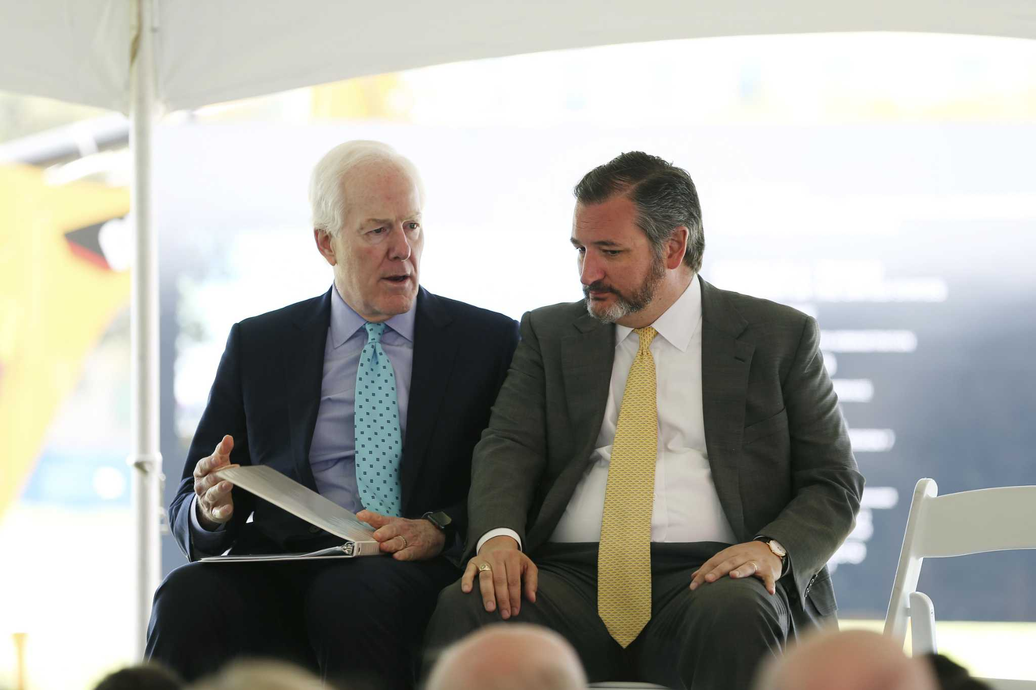 Cornyn, Cruz need to save Texas from Trump's tariff game [Editorial]