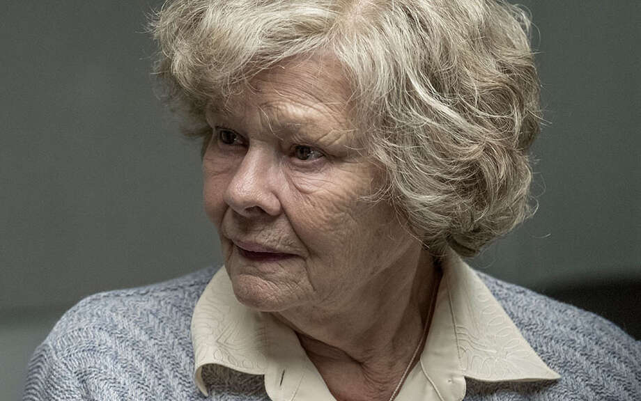 "Judi Dench in ""Red Joan."" MUST CREDIT: IFC Films Photo: IFC Films / IFC Films"