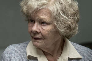 "Judi Dench in ""Red Joan."" MUST CREDIT: IFC Films"