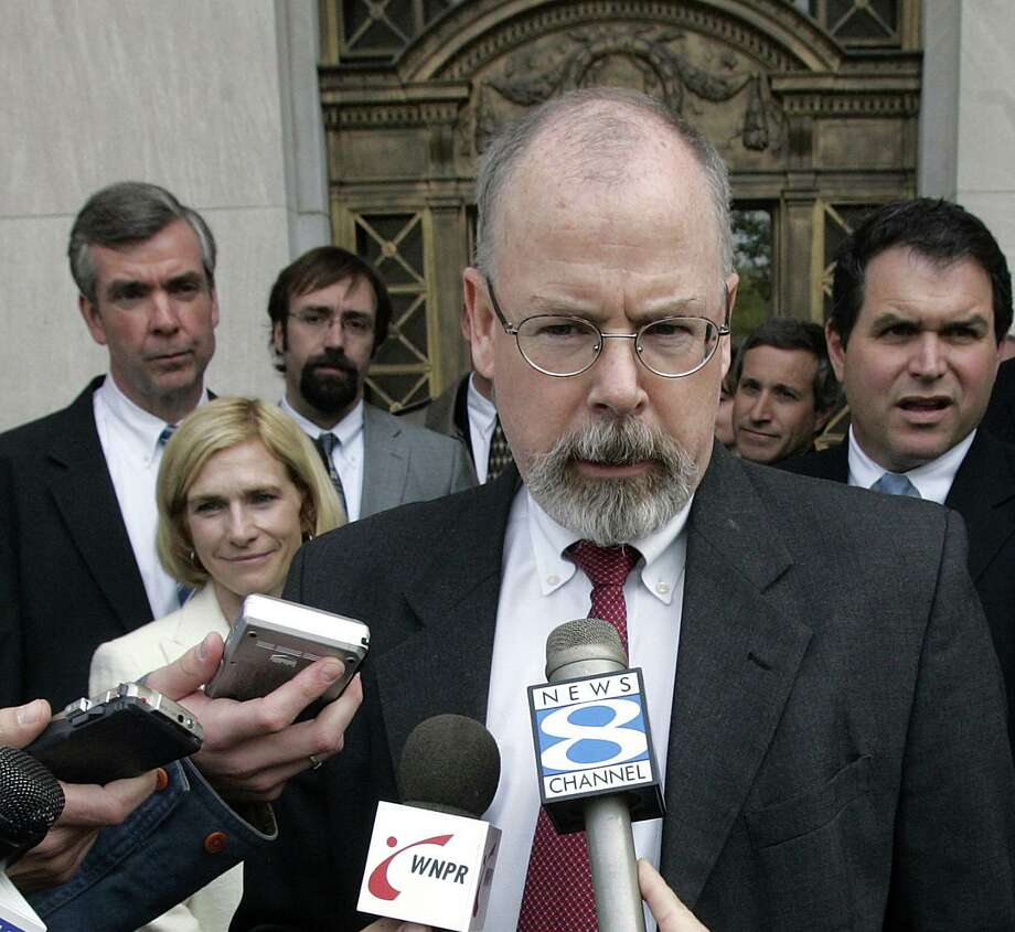 John Durham Photo: Bob Child / Associated Press / AP