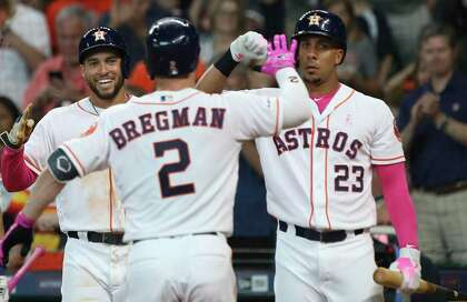 the latest 00ad9 6deb1 Start them up! Three Astros win All-Star election ...