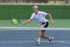 Garrett Skelly has appeared in the state tournament twice.