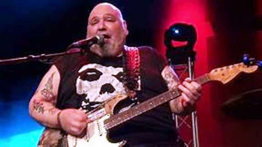 Popa Chubby brings his blues sound to FTC Stage I this weekend. Photo: Contributed Photo