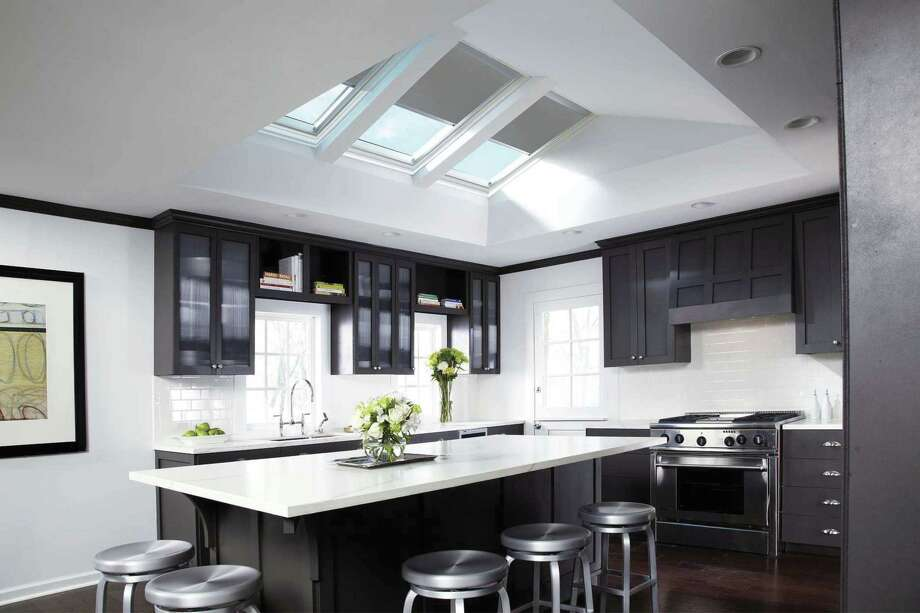 Ventilation and shading improve indoor air quality.
