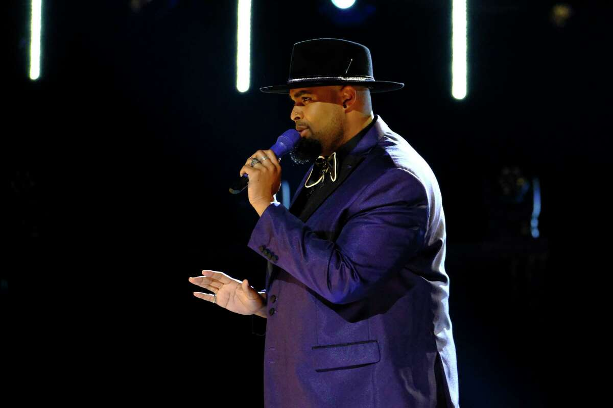 Shawn Sounds was eliminated a week before The Voice finale.