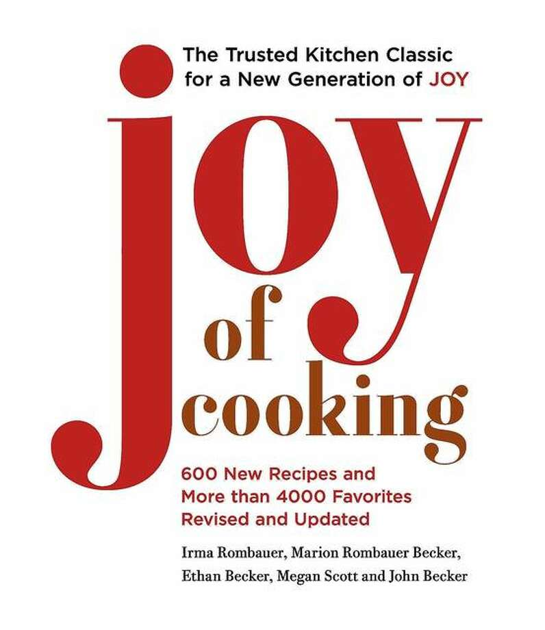 "A new edition of the cookbook classic ""Joy of Cooking"" will be available in the fall. Photo: Simon And Schuster Via AP"
