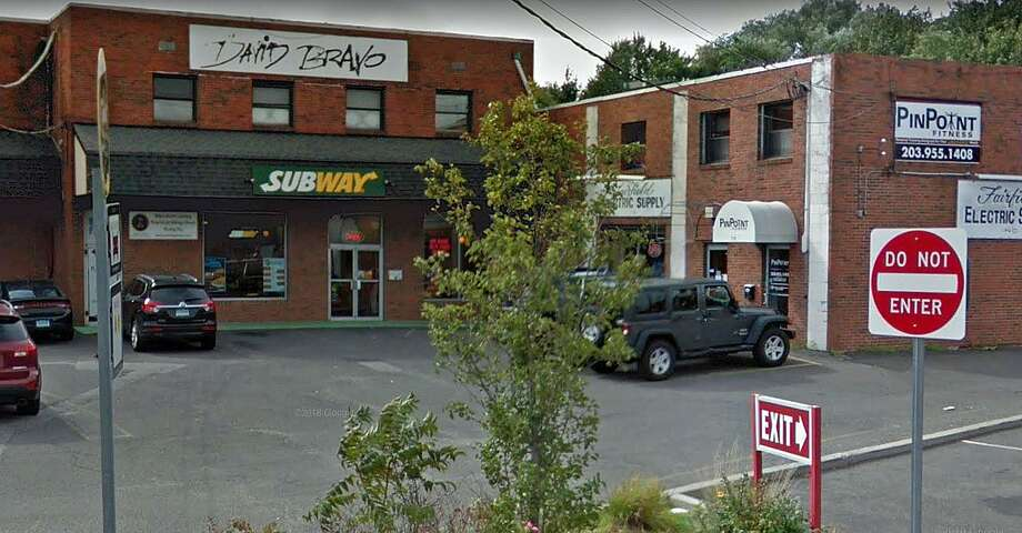 Walter Reed, 48, of River Lane in Westport was arrested on Tuesday, May 14, 2019 and charged with first-degree robbery and two counts of sixth-degree larceny. Fairfield police say Reed was arrested for the armed robbery of this Subway Subway Shop at 709 Post Road on May 2, 2019. Police say Reed brandished a firearm and took approximately $390 from the register. Earlier that day, Reed took about $20 from a tips jar at another Subway shop at 1996 Post Road. Photo: Google Street View Image