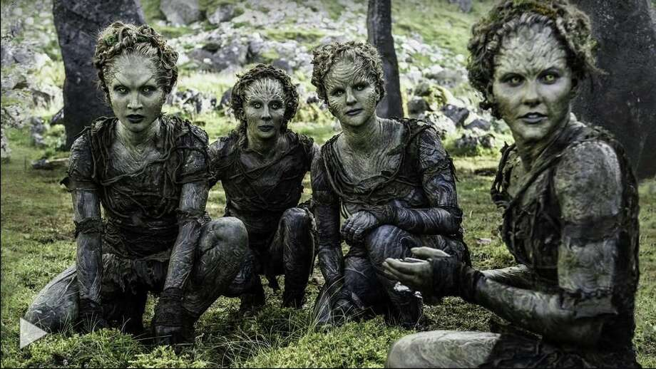 The Children of the Forest will probably be featured in the upcoming Game of Thrones prequel. Photo: HBO