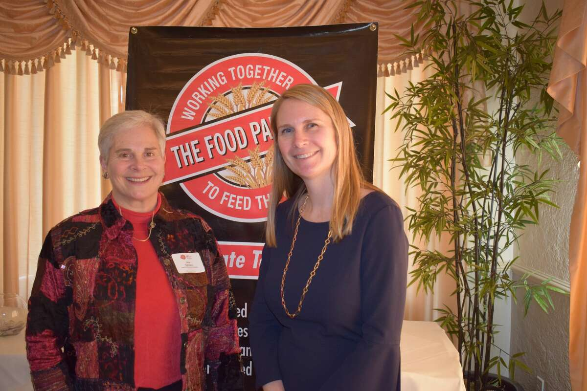 Were you Seen at The Food Pantries of the Capital Region's 40th Anniversary Luncheon at Shaker Ridge Country Club in Albany on April 16, 2019?
