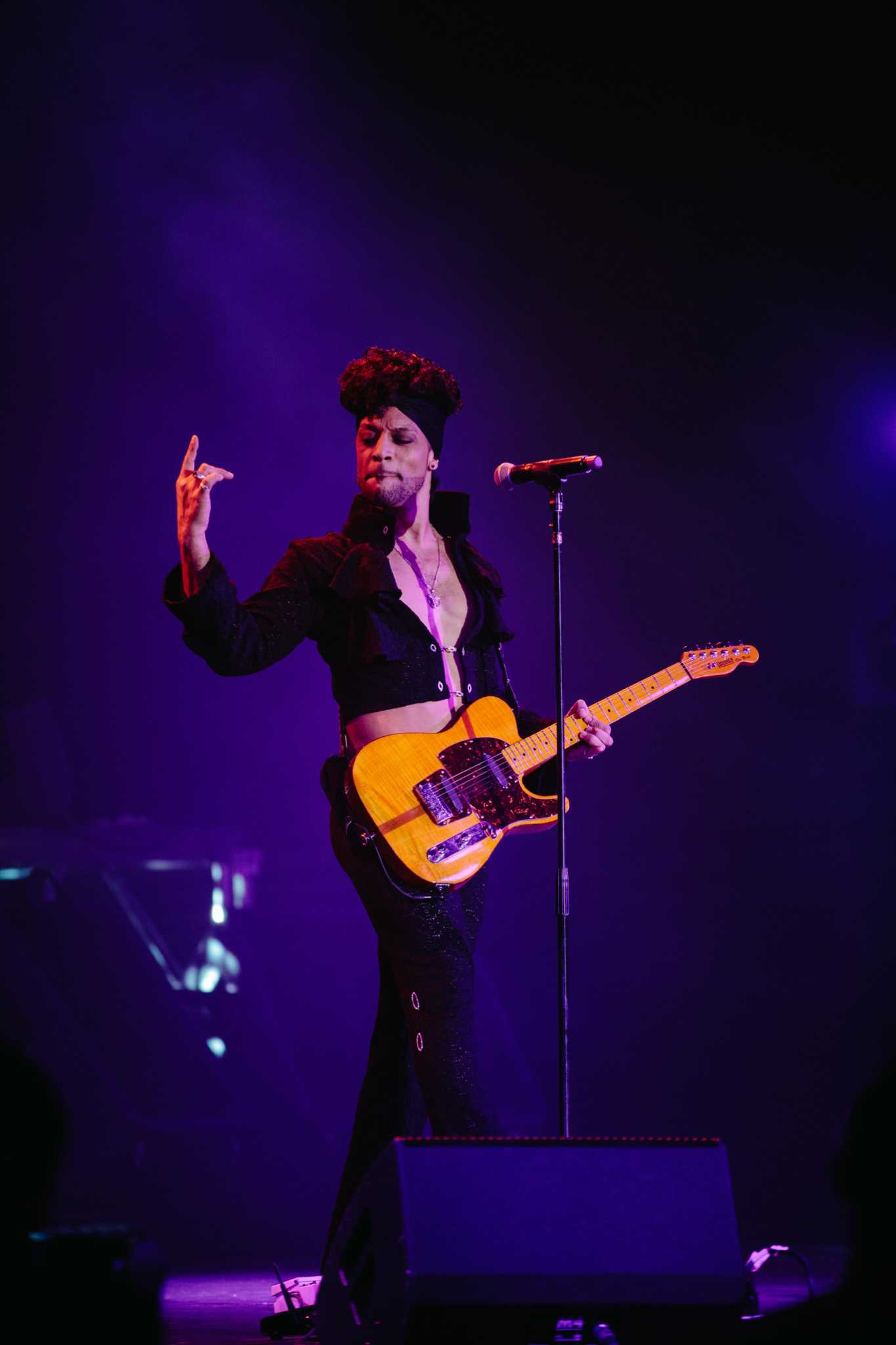 Prince tribute show 'Purple Reign' coming to Shubert in New Haven May 23