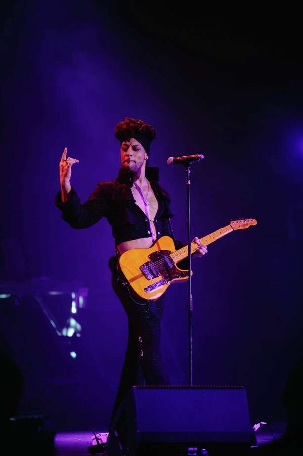 """Jason Tenner as Prince in """"Purple Reign."""" Photo: Wolf Productions / Contributed Photo / Joseph William Janet"""