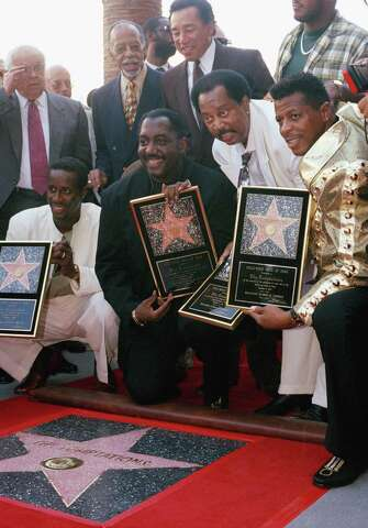 The Temptations, with original Otis Williams, play the
