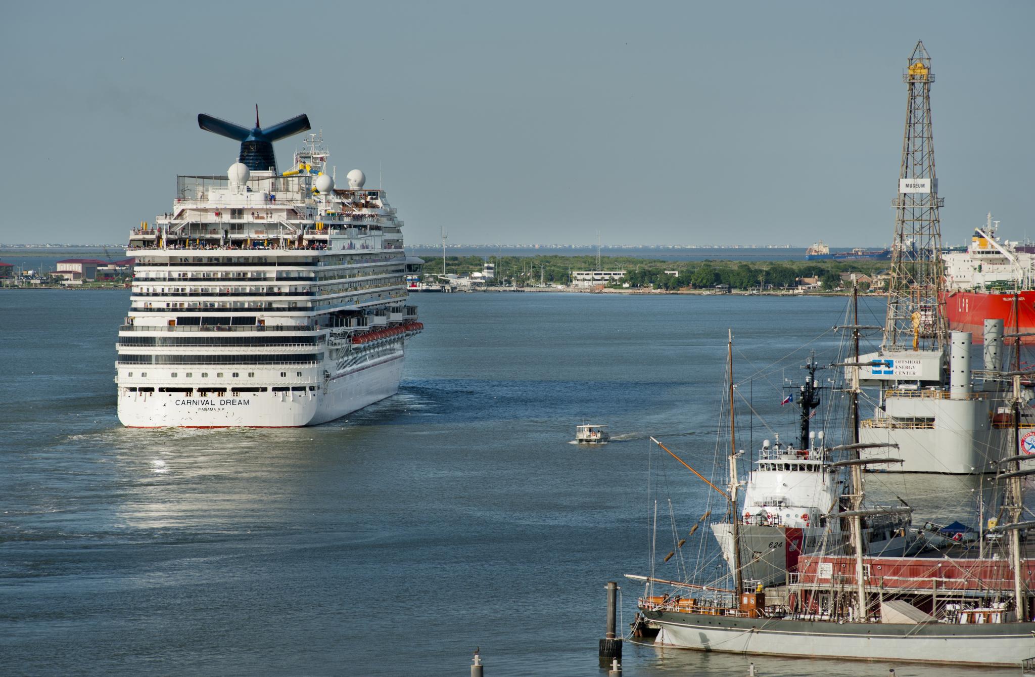 Carnival Addition To Galveston Based Fleet Houston Chronicle
