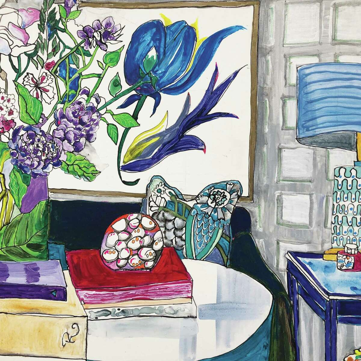 Firing Circuits artist Mari Gyorgyey draws on a family history shaped by war, love and loss.
