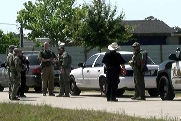Investigators tracked the call to a 17-year-old female student in the Plum Grove area north of Liberty County.