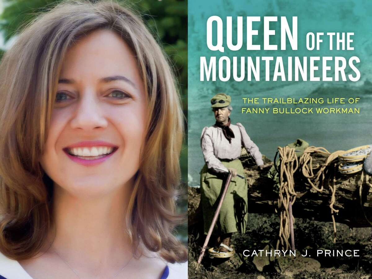 Cathryn J. Prince of Weston has completed her latest book, a biography of the Victorian-age