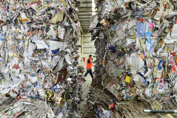 Reporter's Notebook: Can plastics save the oil industry