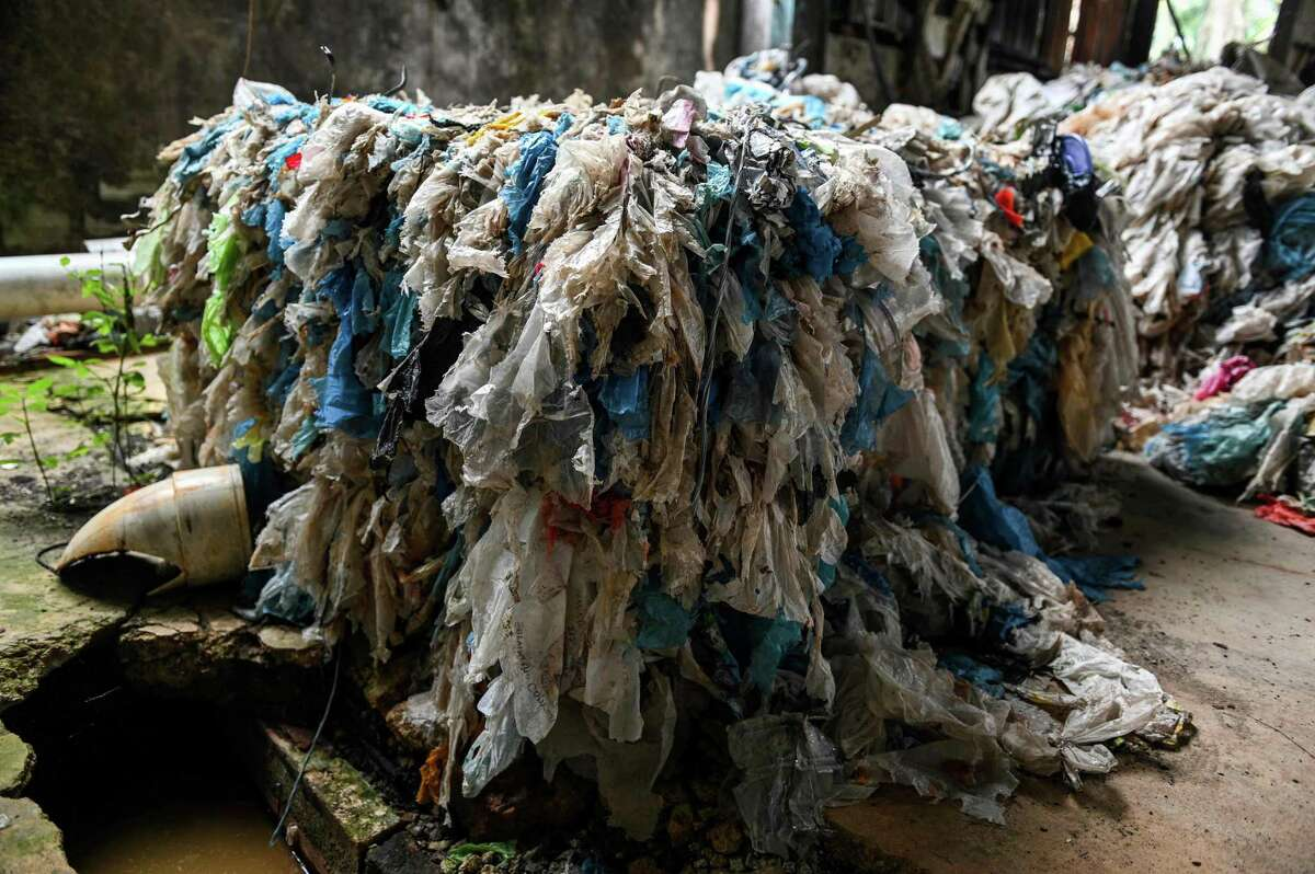 A bill passed by the Texas Legislature aims support the fledgling chemical recycling industry, which chemical makers view as a potential solution to mounting plastic waste. Environomentalists are skeptical.