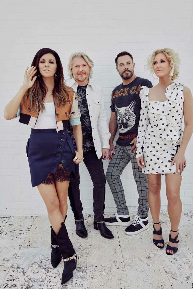 Little Big Town will perform at the Greenwich Wine + Food Festival in September. Photo: Contributed /