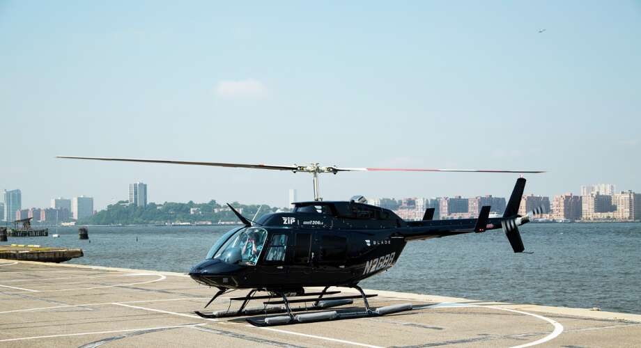 A Bell 206 Ranger similar to the one used for Blade's Bay Area flights Photo: Blade