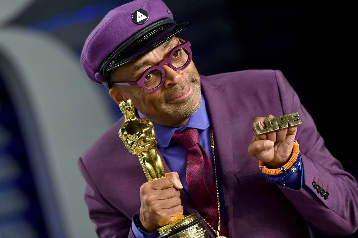 NOW Spike Lee The 62-year-old has gone on to become one of the country's most-respected directors. Although he was nominated for an Academy Award for Do the Right Thing and didn't win, he won his first Oscar this year for Best Adapted Screenplay with BlacKKKlansman.