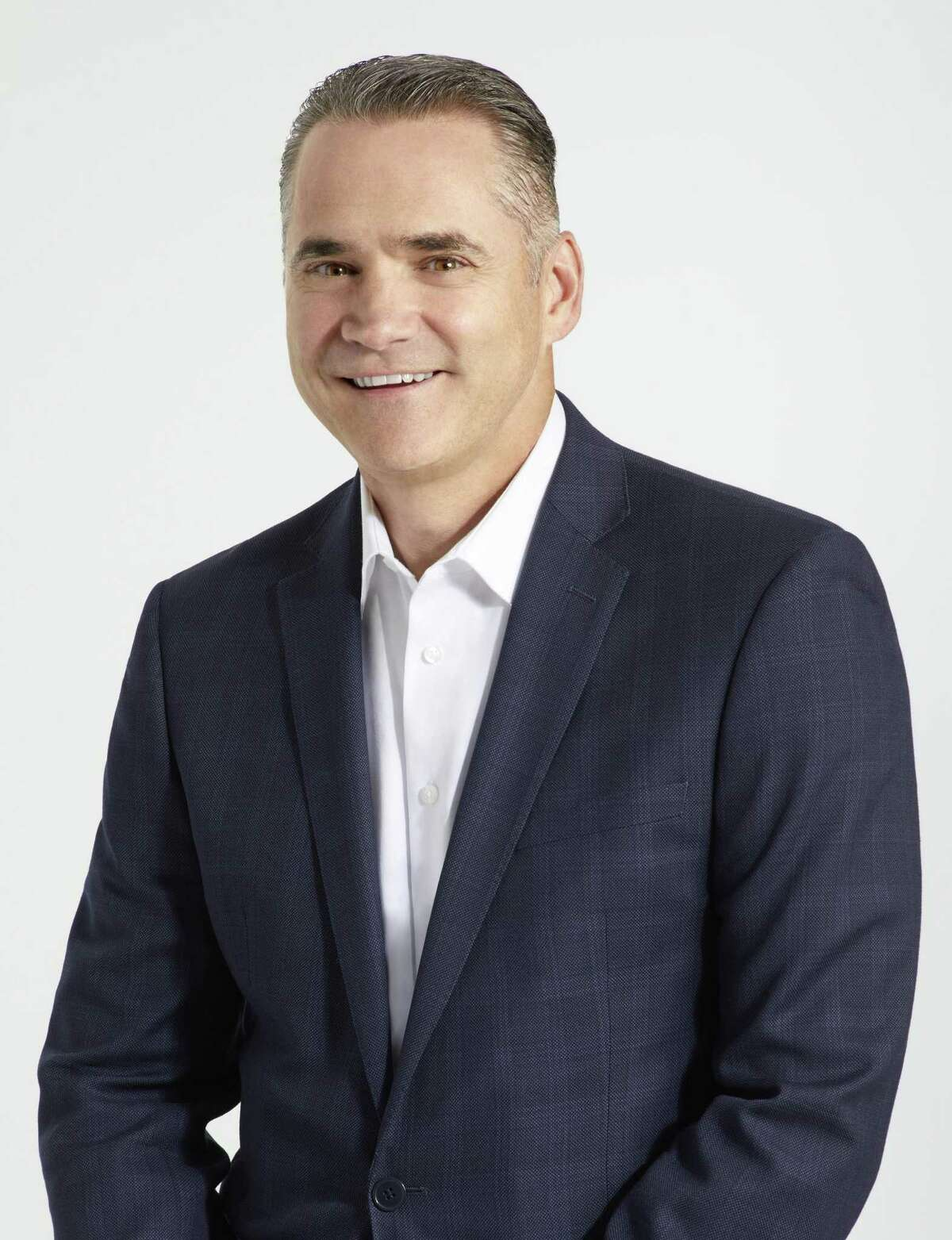 Mike DeLuca, president and group publisher of Hearst Connecticut Media Group.