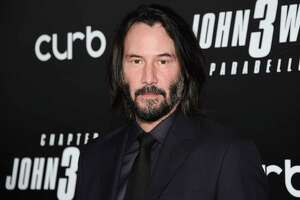 """Actor Keanu Reeves attends the world premiere of """"John Wick: Chapter 3 - Parabellum"""" at One Hanson on Thursday, May 9, 2019, in New York. (Photo by Evan Agostini/Invision/AP)"""