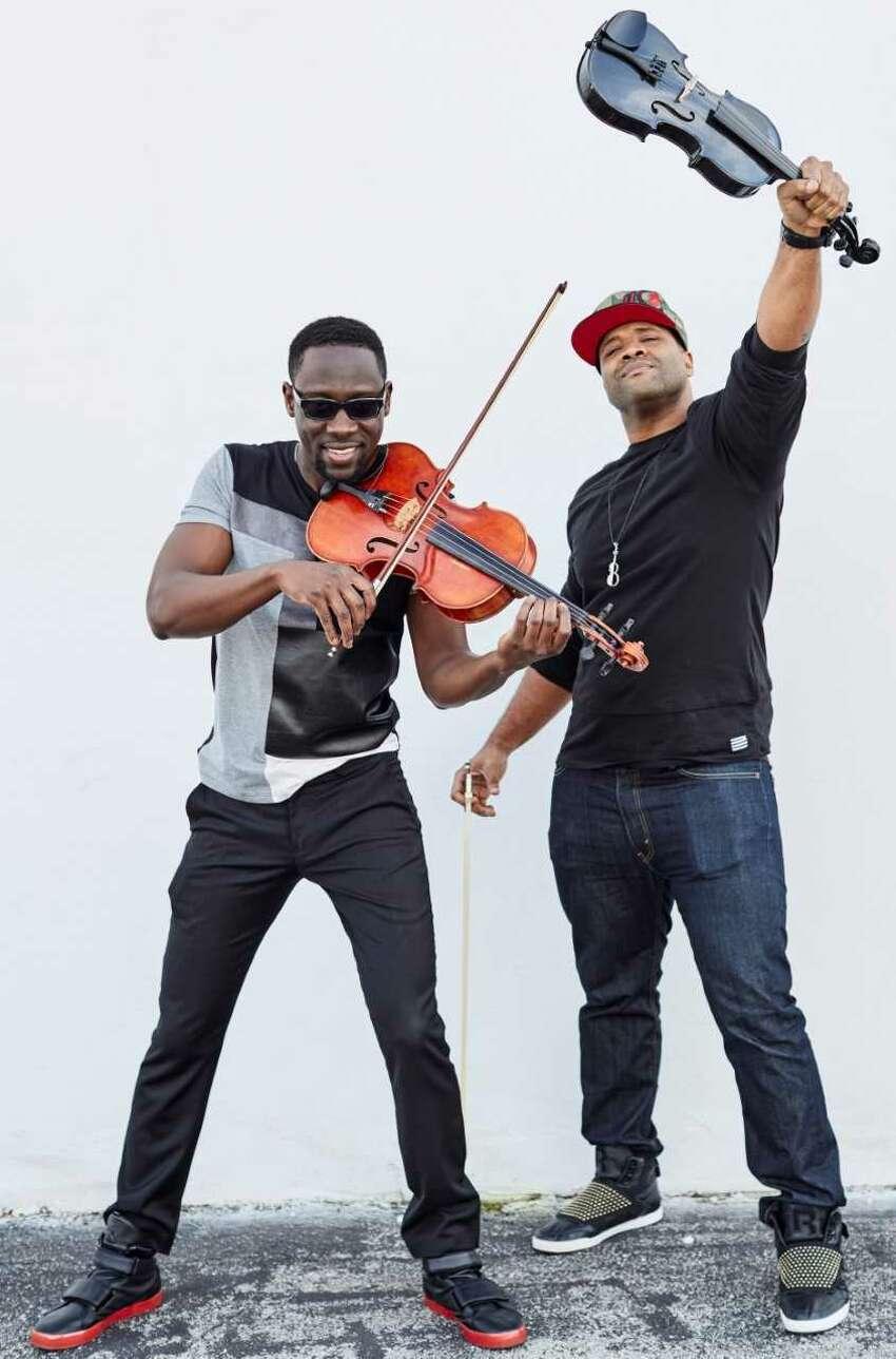Black Violin (Provided photo)