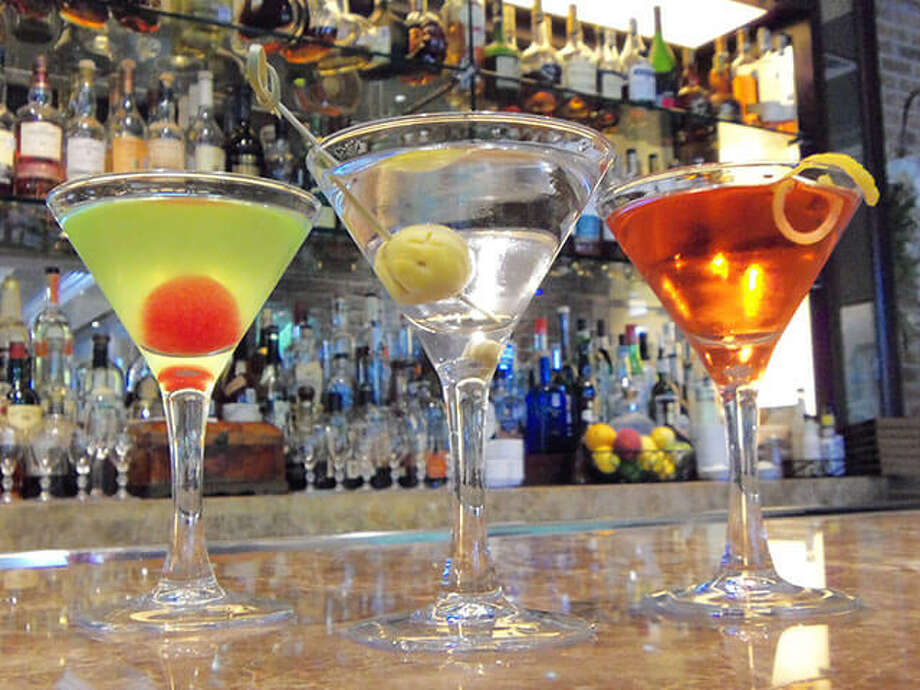 Crisp, refreshing martinis featured at Brennan's Photo: Courtesy