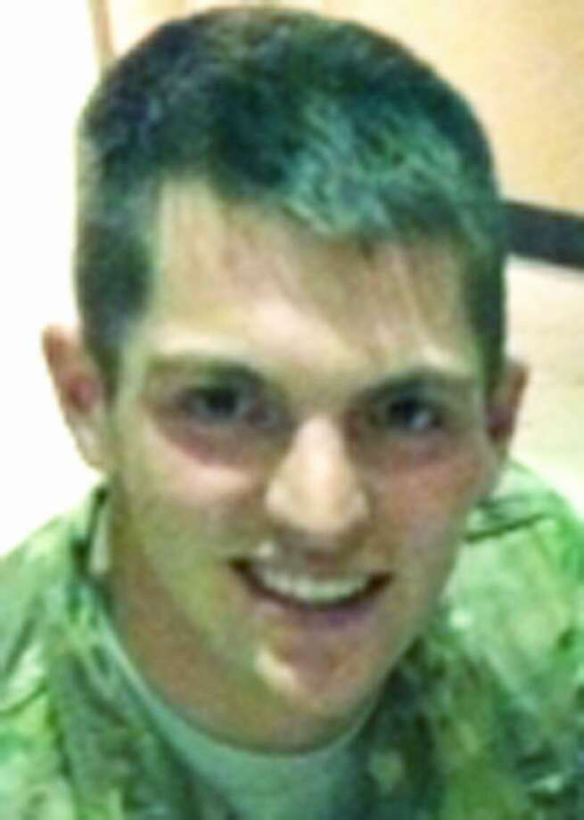 Staff Sgt. T.J. Lobraico Jr, United States Air Force, of Sherman, is a posthumous recipient of the Bronze Star. He was killed in action while serving active duty in Afghanistan with the United States Air Force. Photo: Contributed Photo / The News-Times Contributed