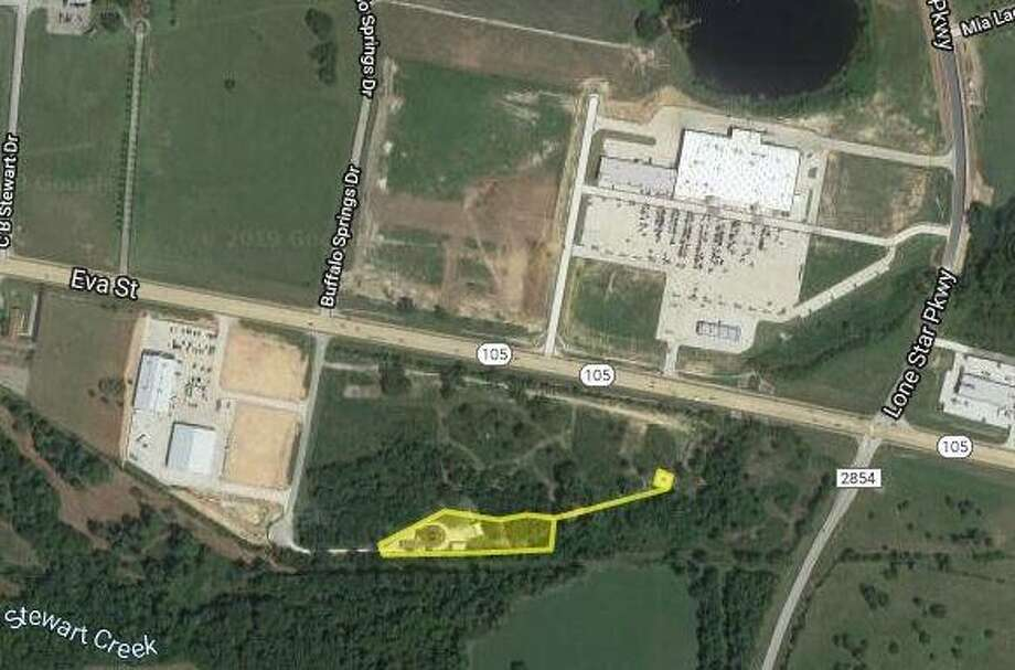 The Montgomery City Council has awarded the bid for the Stewart Creek Wastewater Treatment Plant lift station relocation to the Veritas Management Company, LLC DBA Black Castle General Contractor for $1,094,300. Photo: Meagan Ellsworth / Meagan Ellsworth