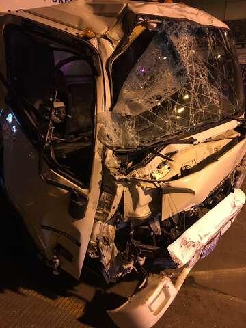 Crash on NB I-5 near Convention Center snarls Seattle