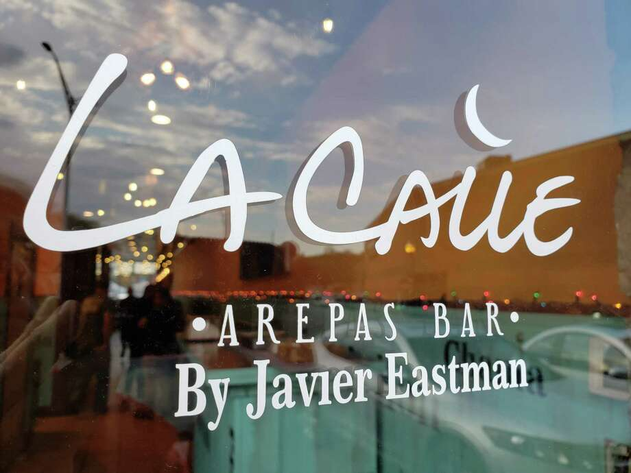 Javier Eastman's dream, La Calle Venezuelan restaurant in SoNo. Photo: Frank Whitman / For Hearst Connecticut Media / Norwalk Hour freelance
