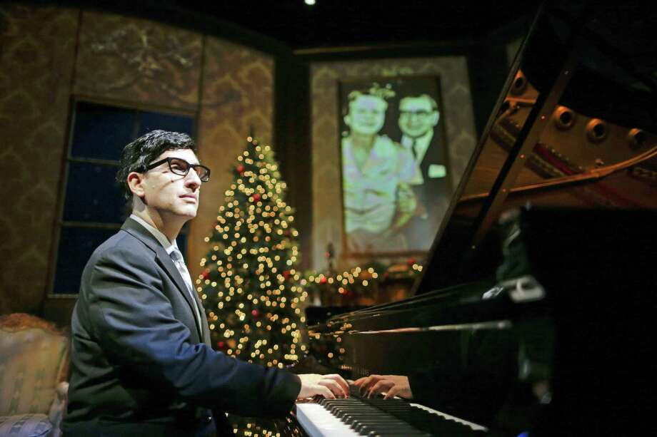 Hershey Felder as Irving Berlin. Photo: Contributed Photo / Hershey Felder Presents