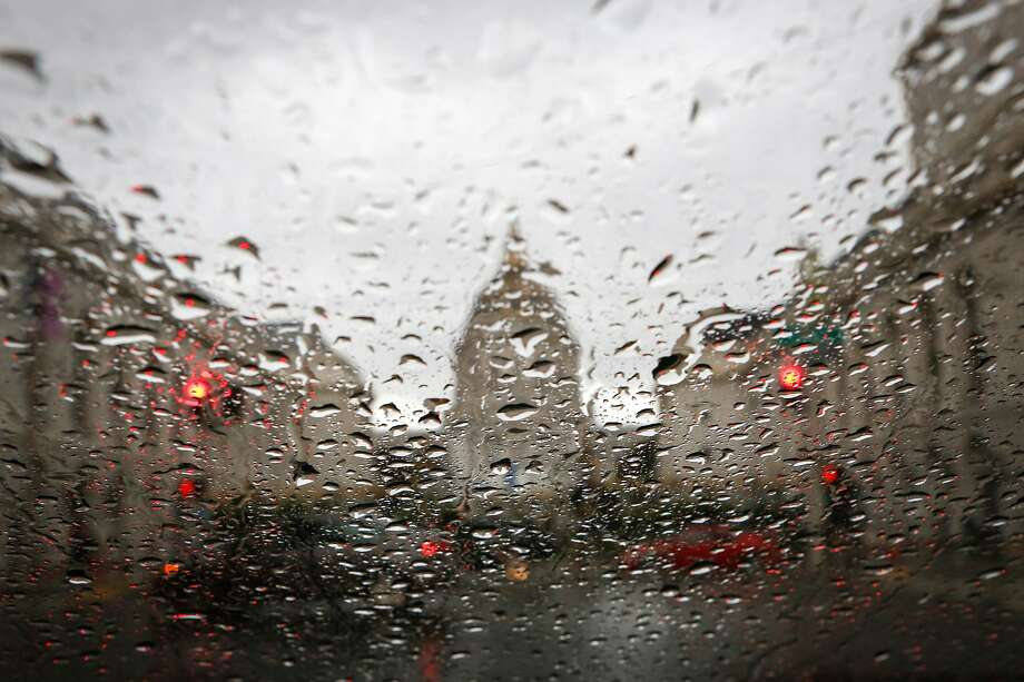 City Hall is seen through a window on Wednesday, May 15, 2019 in San Francisco, Calif. Photo: Amy Osborne / Special To The Chronicle
