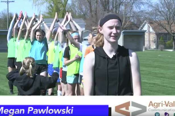 Athlete of the Week, Megan Pawlowski