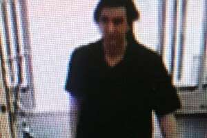 Police say they are looking for this man who they say was in two Stamford CVS stores looking for prescription narcotics.