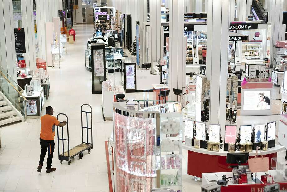 Macy's has closed more than 100 stores, and it's remodeling and streamlining those that remain. Photo: Mark Lennihan / Associated Press